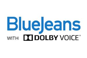 BlueJeans Videoconferencing Logo