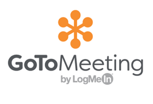 GoToMeeting by LogMeIn Logo